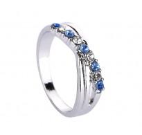 Moden prstan Cross Blue