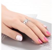 Klasično eleganten poročni prstan