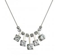 Osupljiva ogrlica kombinirana s kvalitetnimi kristali CZ