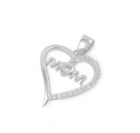 Prikupno srebrno srce