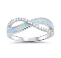 Infinity s kristali in lab opali