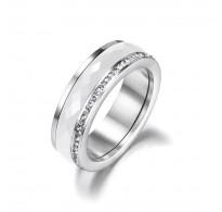 "Čeden prstan ""Nika"" - silver"