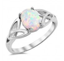 Magičen srebrn prstan kot iz pravljice