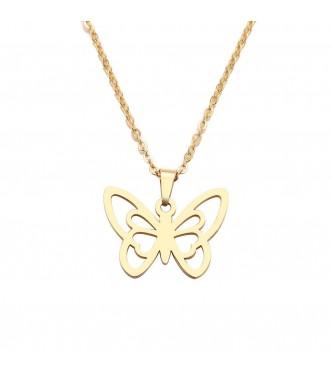 Obesek pravljični metulj