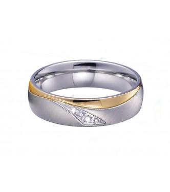 """Čudovito izdelan prstan """"Nicole"""""""
