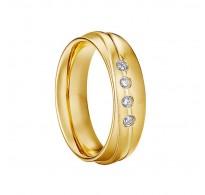 """Bogat zaročni prstan """"Frida"""""""
