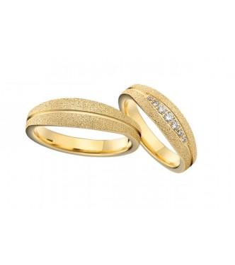 """Ljubek prstan iz nerjavečega jekla """"Kate"""""""