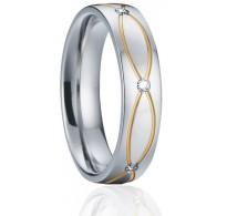 """Atraktiven prstan, čudovitega dizajna """"Anastasija"""""""