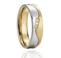 """Vrhunsko izdelan prstan """"Izabela"""" prelepega dizajna"""