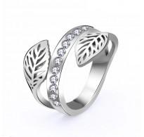 """Čudovit prstan """"Dotik listja"""""""