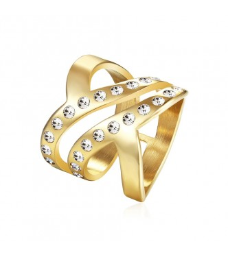 Atraktiven prstan čudovitih oblik