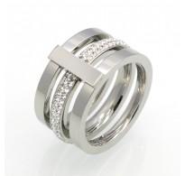 Eleganten zaročni prstan