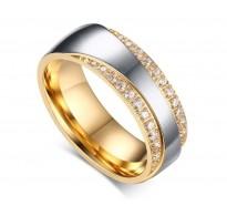 Poročni ženski  prstan