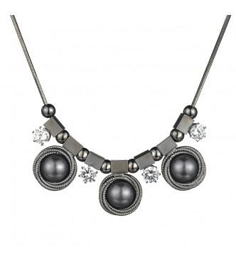 Unikaten dizajn ogrlice z modnimi datajli